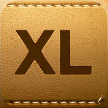 XL - какой это размер? Размер одежды № XL!