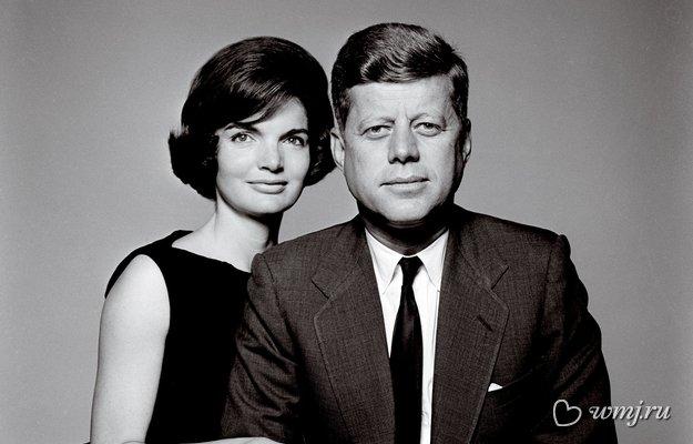 Жаклин и Джон Кеннеди - «Практичная любовь»