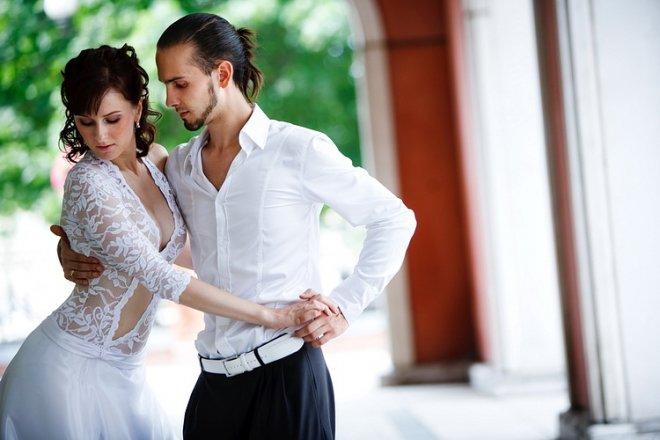 Уроки танго для начинающих видео в домашних условиях