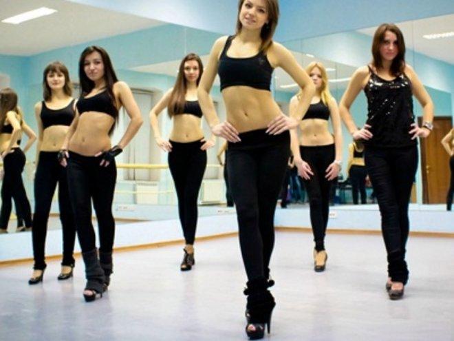 Уроки танцев для начинающих видео для девушек для начинающих