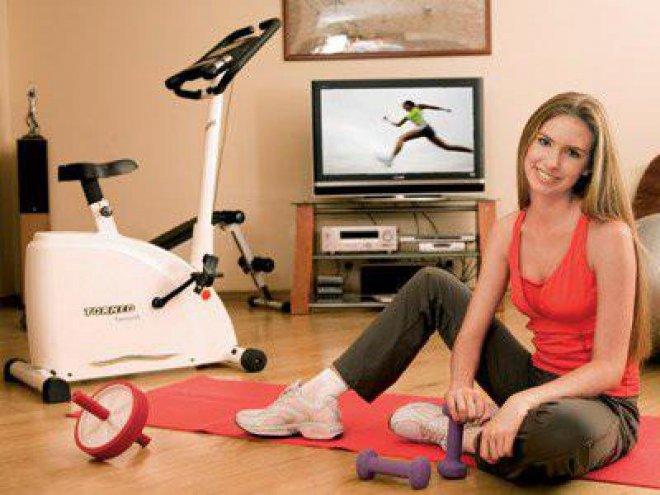 Фитнес дома видео уроки смотреть бесплатно