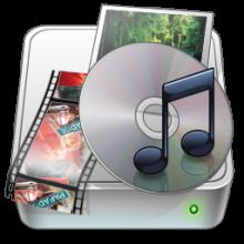 Как изменить формат музыки (песни)?
