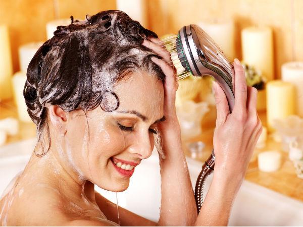 Как смыть тоник с волос в домашних условиях быстро?