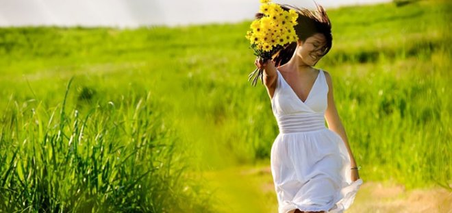 Старайтесь быть позитивной и дарить всем вокруг радость!