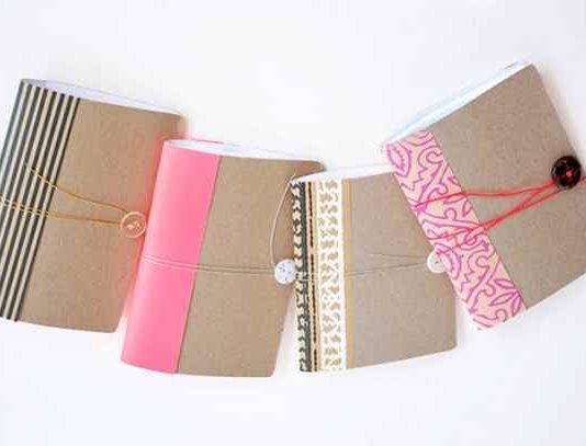 Как сделать личный дневник своими руками? Как сделать дневник?