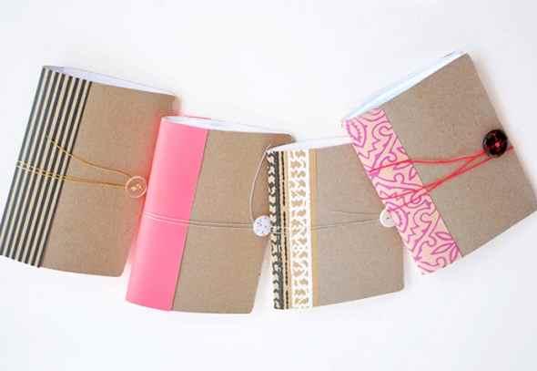 Как сделать дневник своими руками красивые