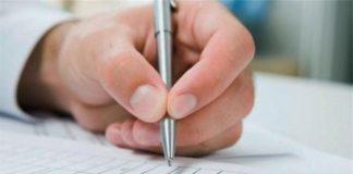 Как заполнить анкету на работу правильно?
