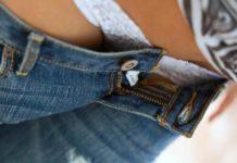 Как растянуть джинсы?