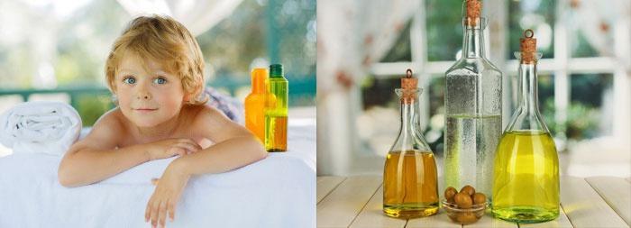 Как сбить температуру у ребенка уксусом?