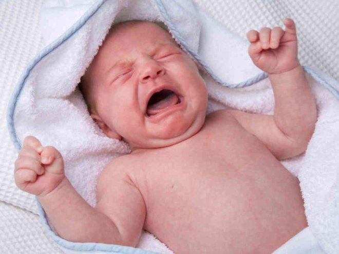 Колики у новорожденного, что делать?