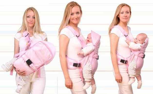 С какого возраста можно носить ребенка в кенгуру?