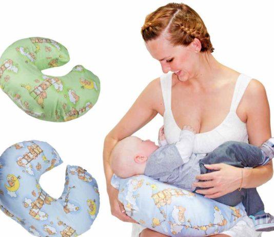 Как пользоваться подушкой для кормления?