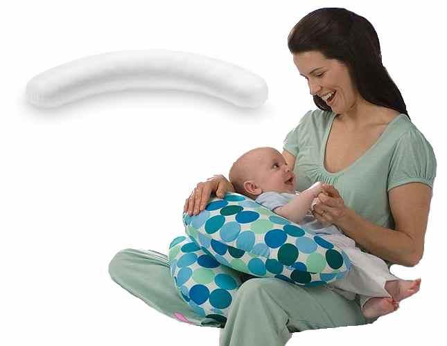 Как пользоваться подушкой для кормления грудью