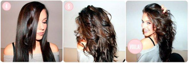 Как накрутить волосы утюжком фото и видео