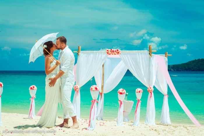 Куда отправиться в медовый месяц в октябре – ноябре