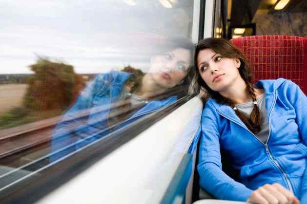 Что делать в поезде?