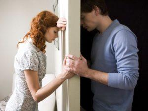 Как помириться с парнем