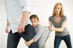 Как подать на развод если есть дети?