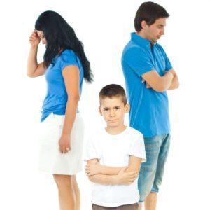 Как подать на развод если есть ребенок несовершеннолетний?