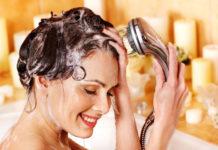 Как смыть тоник с волос быстро?