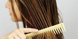 Как смыть репейное масло с волос быстро?