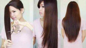 Как подстричь кончики волос самостоятельно дома самой?
