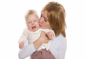 Как отучить ребёнка от рук?