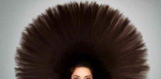 Как быстро растут волосы?